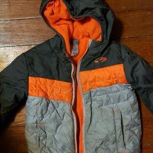 Champion winter coat size 4T